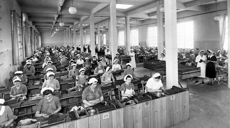 festa della donna origini - fabbrica - web magazine