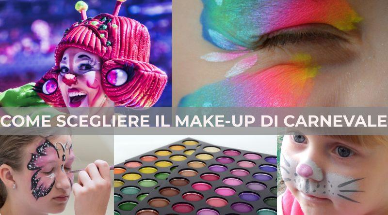 Carnevale trucco pelle avvertenze medicina estetica Letizia Foglieni The minutes fly