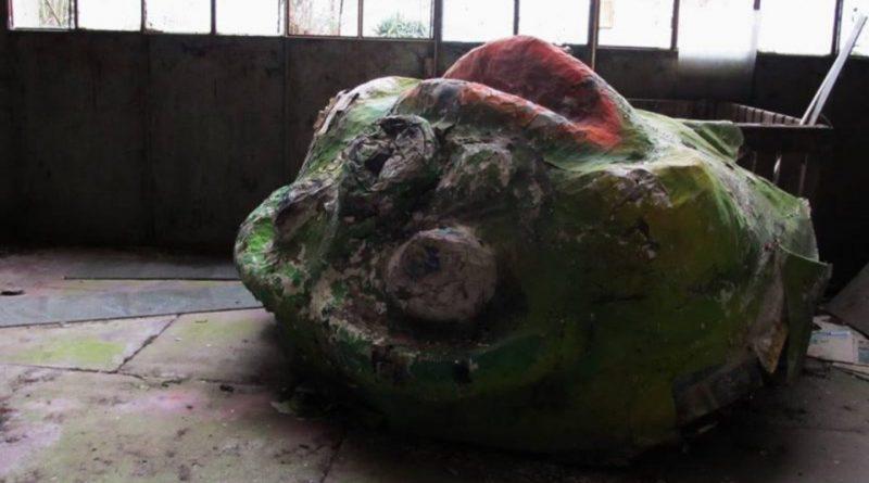 il cimitero dei carri - un carnevale silenzioso - the minutes fly - web magazine