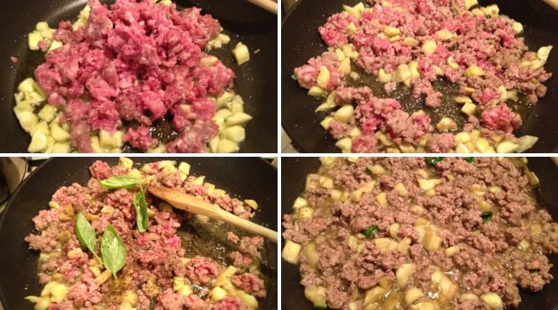 salsiccia zucchine ripiene