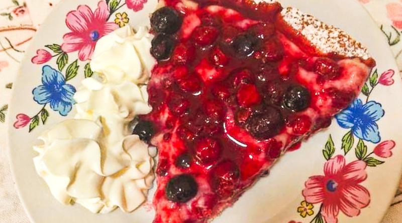 crostata di frutti di bosco - the minutes fly - web magazine