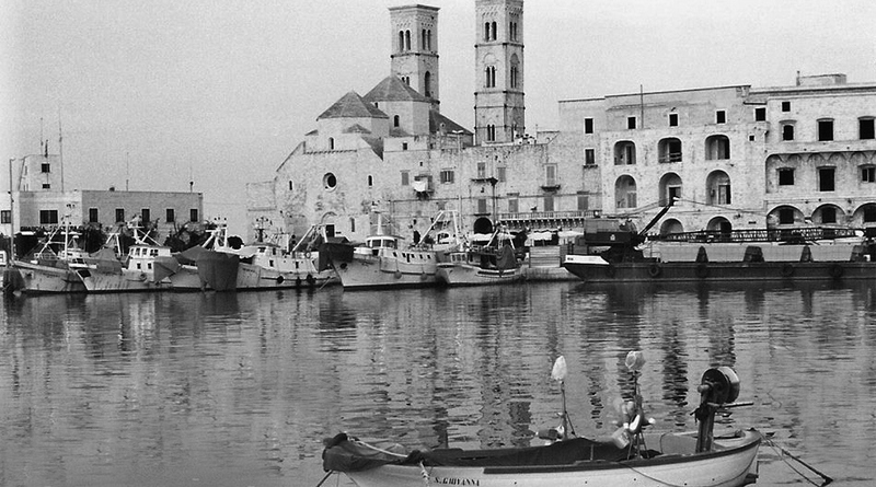 porto di molfetta - seconda guerra mondiale - storie di vita vissuta - guerra the minutes fly - web magazine