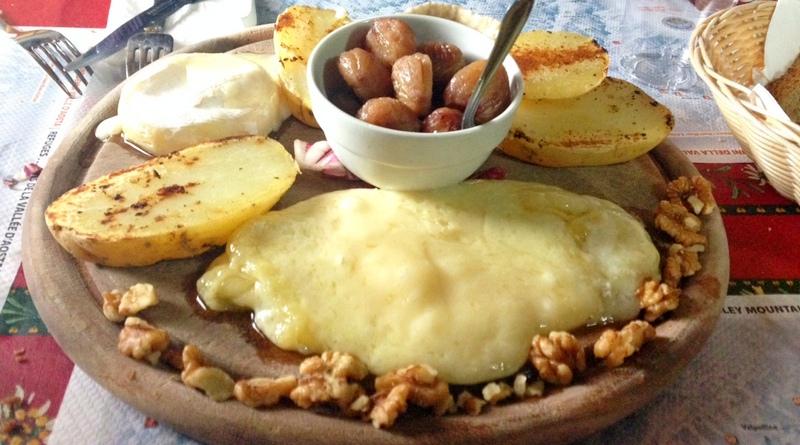 fontina - valle d'aosta - polenta concia - cucina valdostana - hotel-auberge-de-la-maison-courmayeur-ristorante-the-minutes-fly