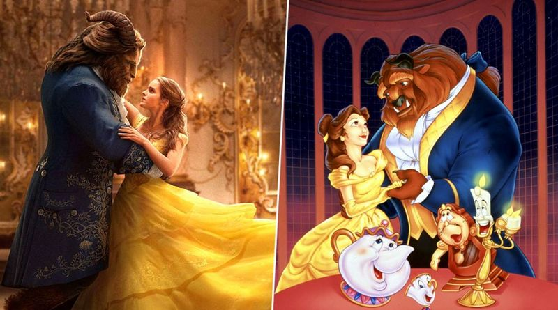 disney - classici disney - live action - the minutes fly - web magazine - la bella e la bestia