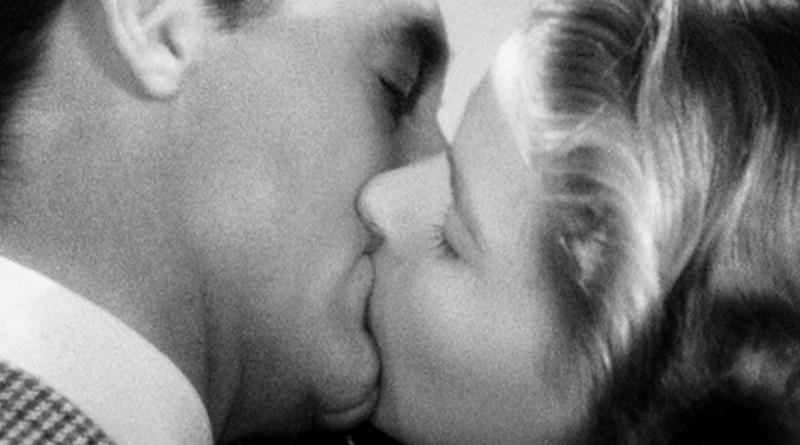 il primo bacio della storia del cinema - film notorious - bacio - giornata mondiale del bacio - the minutes fly - web magazine