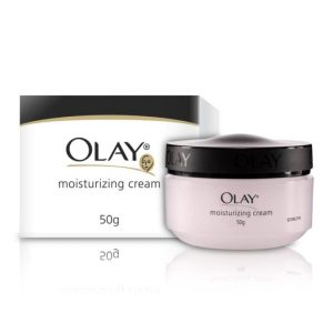 Olay Moisturizing Cream Review
