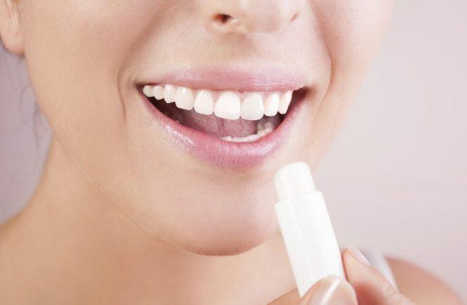 chapped lips treatment