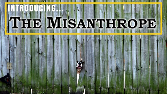 Introducing The Misanthrope
