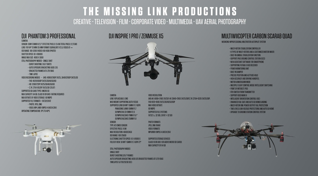 The Missing Link Productions  Home