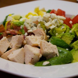 Cobb Salad with Homemade Dressing
