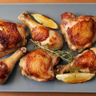 Sweet Tea-Brined Chicken