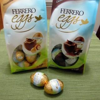 Snack: Ferrero Eggs