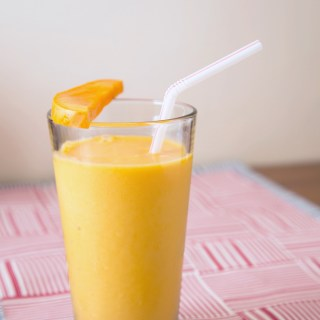 Easy Mango Smoothie