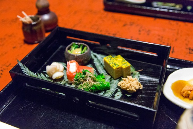 Kaiseki dinner | The Missing Lokness