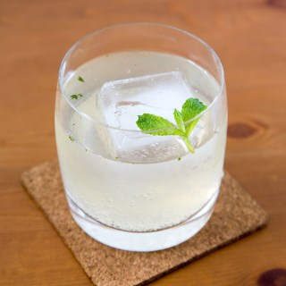 The California Woods #cocktail #gin #honey #mint #alcohol #drink | The Missing Lokness