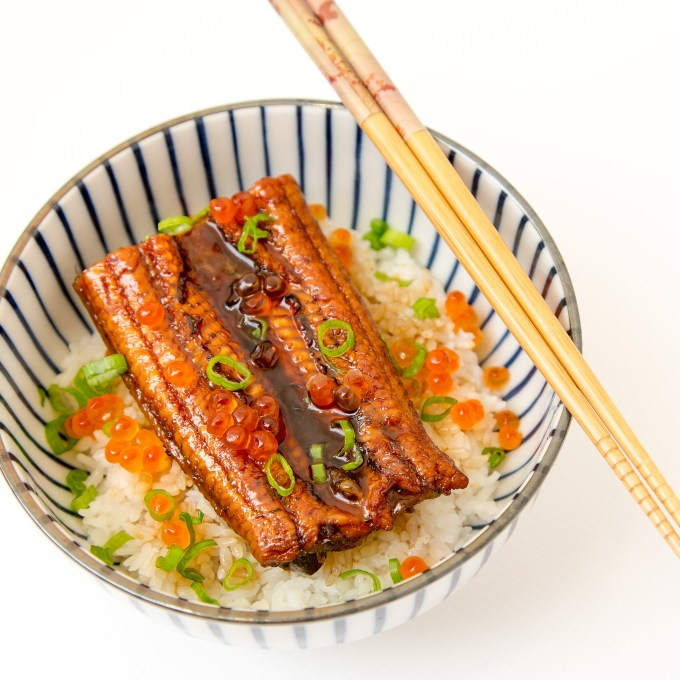 Unagi Don (Eel Rice Bowl) 2 | The Missing Lokness