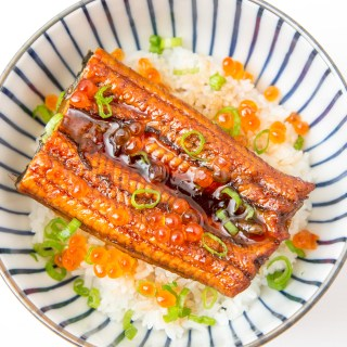 Unagi Don (Eel Rice Bowl)