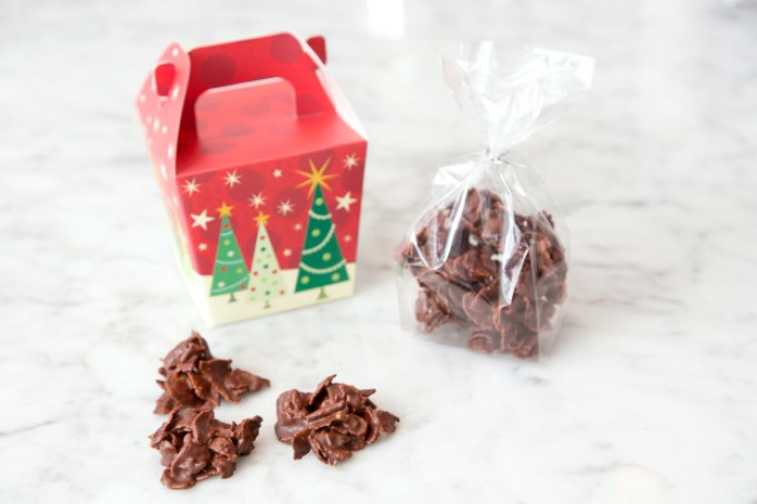 Chocolate Cornflake Clusters 3| The Missing Lokness