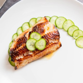 Broiled Miso Black Cod