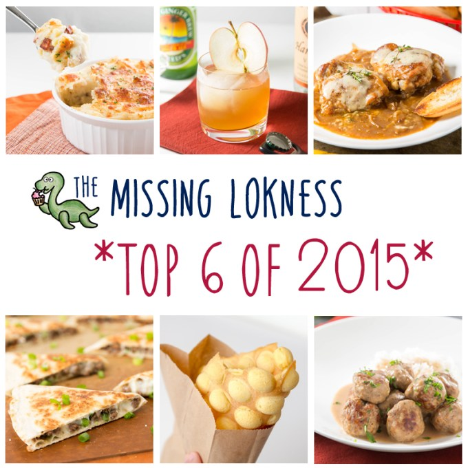 Top 6 of 2015 | The Missing Lokness