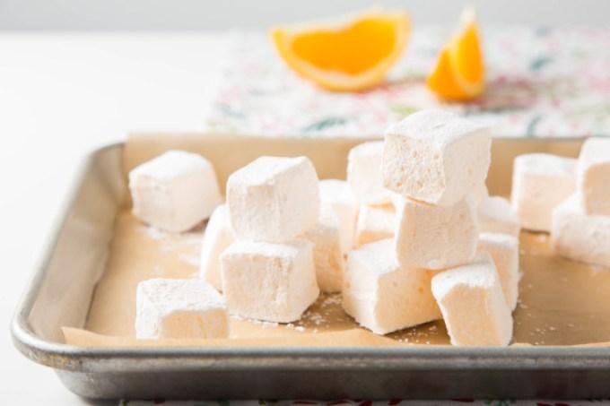 Orange Marshmallows 2| The Missing Lokness