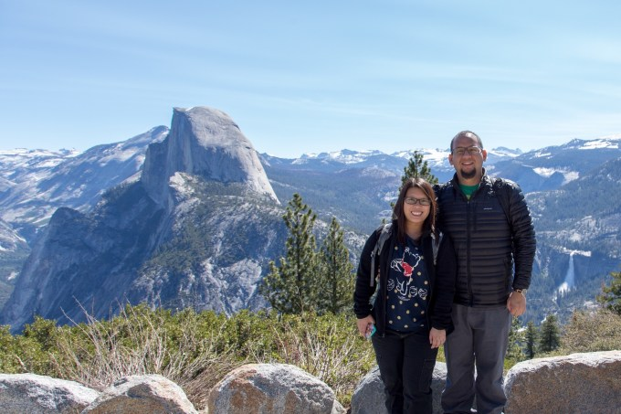 Half Dome | The Missing Lokness