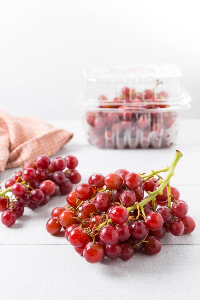 Red Muscato Grapes | The Missing Lokness