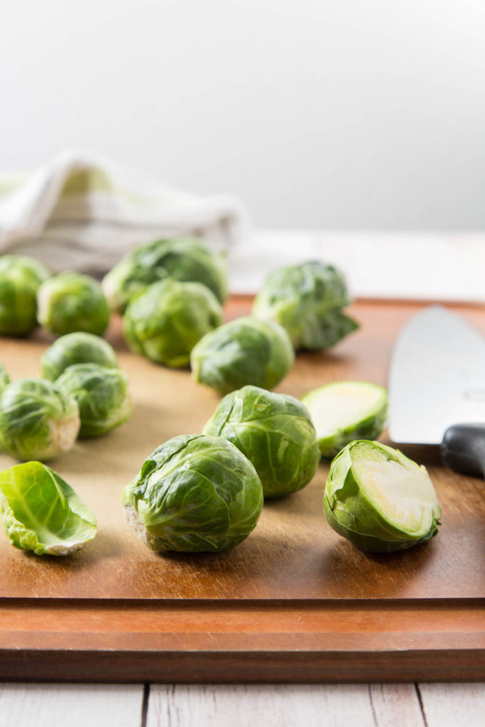 Brussels Sprouts| The Missing Lokness