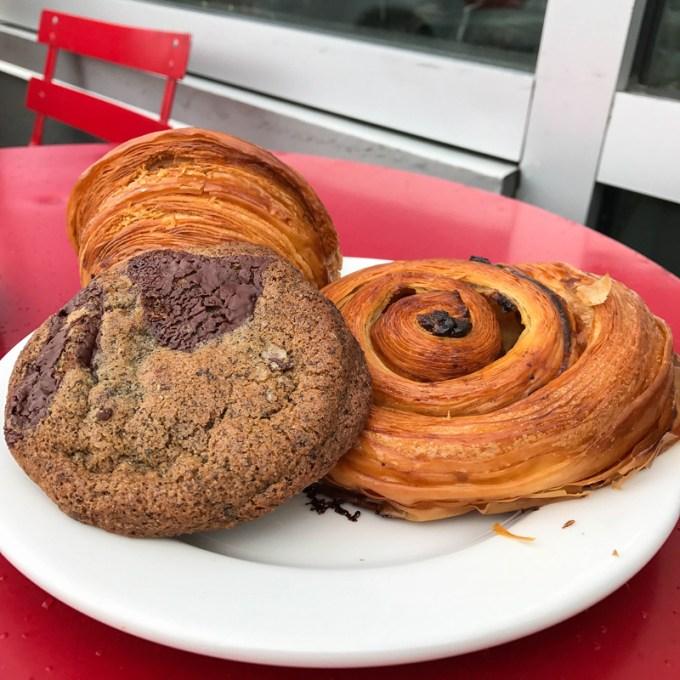 Pastries @ Beaucoup Bakery & Café