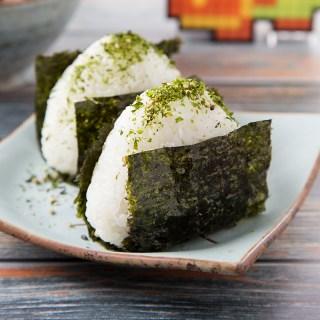Miso Beef Onigiri