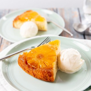 Pineapple Upside-Down Cake #upsidedowncake #pineapple #classicdessert #fromscratch | The Missing Lokness