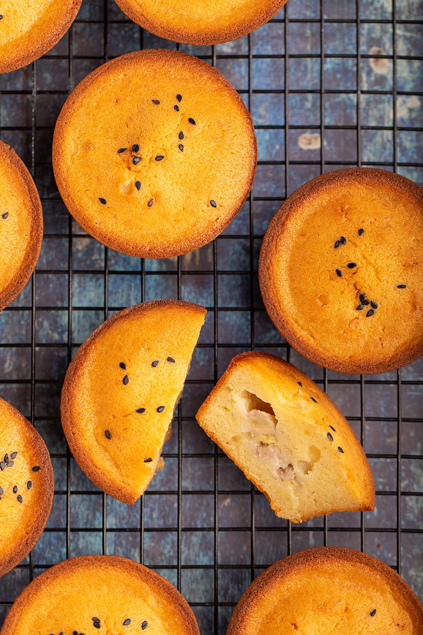 Banana Butter Mochi #banana #buttermochi #hawaiianrecipe #baking #glutinousriceflour #coconutmilk #glutenfree #mochimuffin #dessert #dessertrecipe | The Missing Lokness
