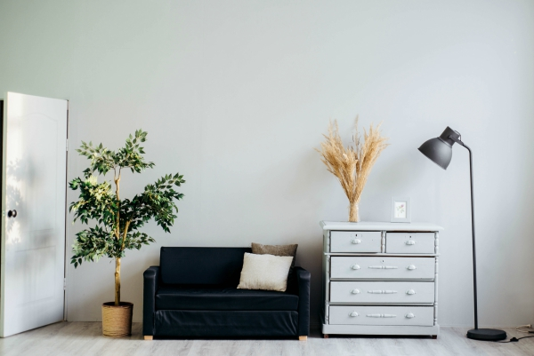 Unique Pieces for Small Space Decorating