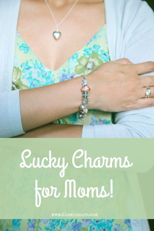 Lucky Charms for Moms