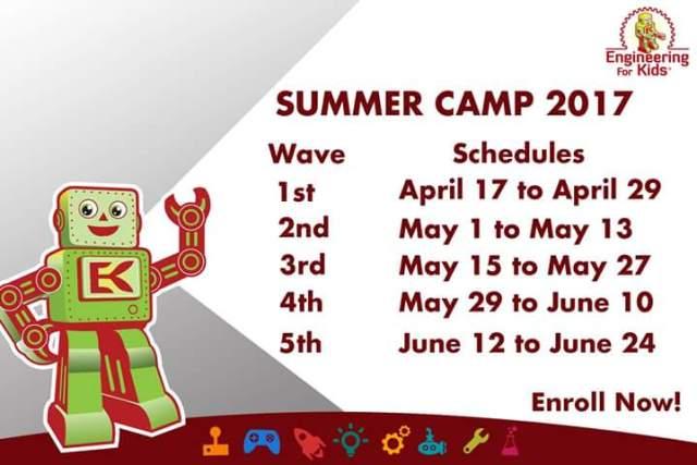 Summer Classes in Cebu - Engineering for Kids