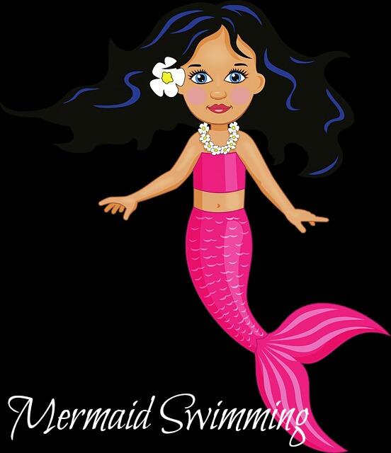 Summer Classes in Cebu - Mermaid Swimming