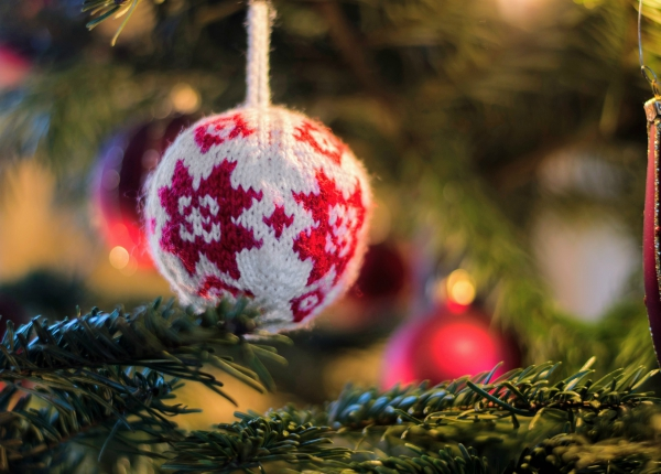 Easy Christmas Ornaments to Make with the Kids