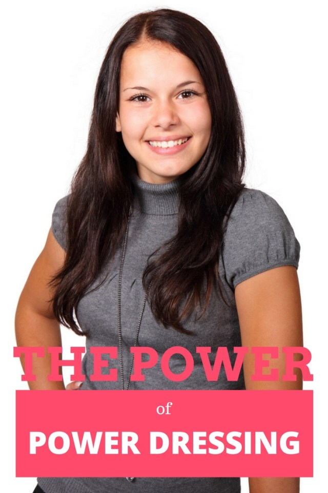 Gaining Confidence Through Power Dressing - Power
