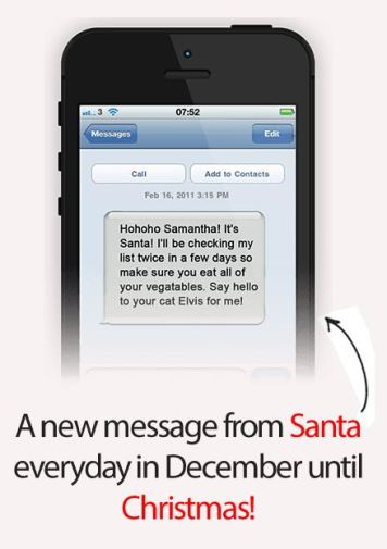 Texts from Santa - Magical Christmas