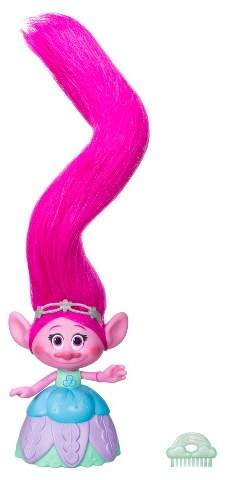 Poppy Hair in The Air