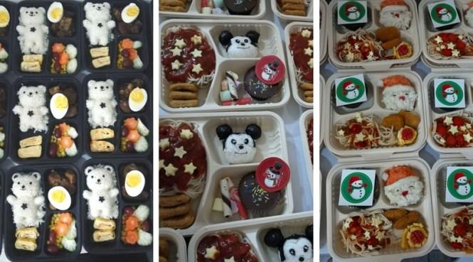CharaBento - Bento Workshop in Cebu - Bento Party Lunch Boxes