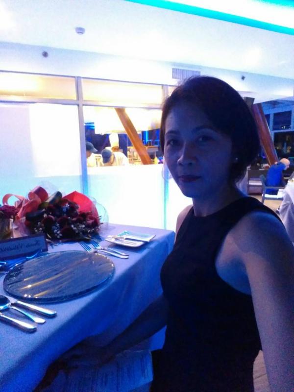 Valentine's Day Dinner in the most Romantic Restaurant in Cebu - The Missus V
