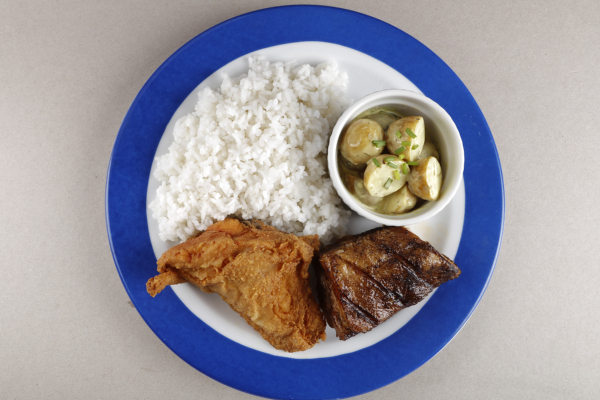 foodpanda - Mother's Day Rack's Rib and Chicken Plate Promo