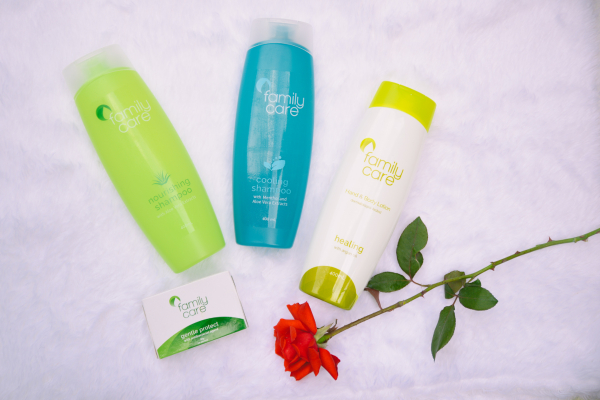 Family Care - Skin and Hair Care Products for the Entire Family
