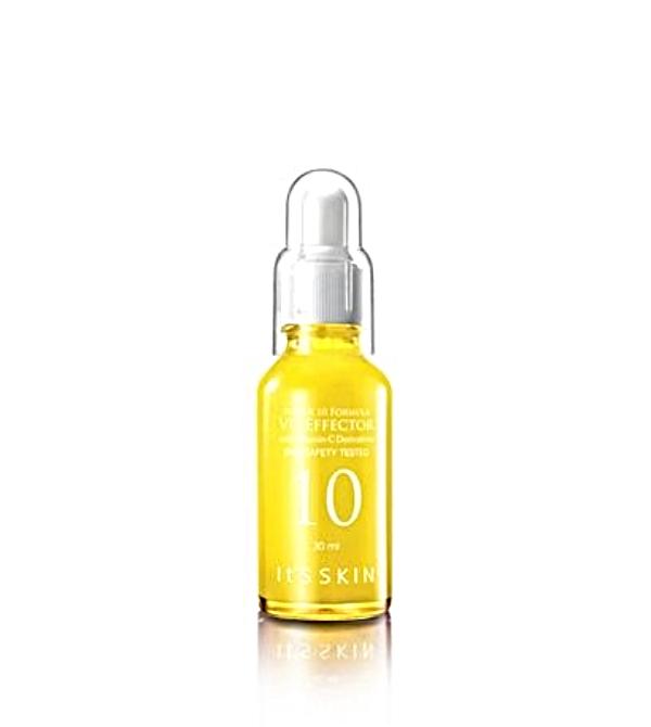 skinpower 10 formula vc effector