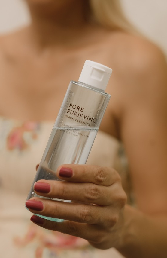 Althea Pore Purifying Serum Cleanser Review