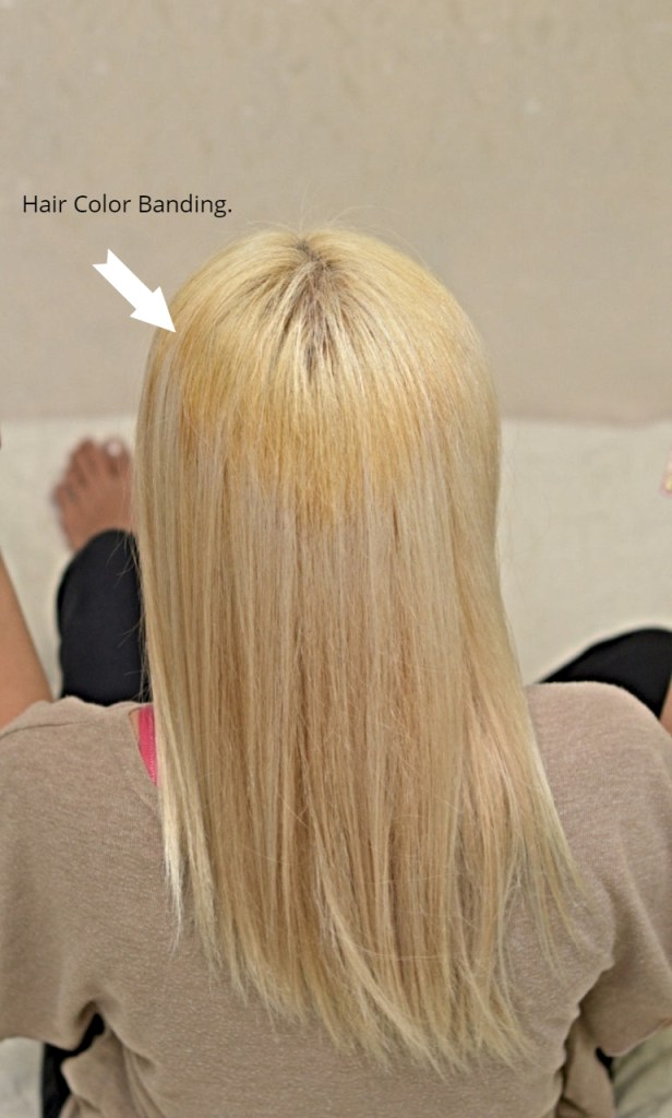 How to Dye Asian Hair White - Avoid Hair Color Banding