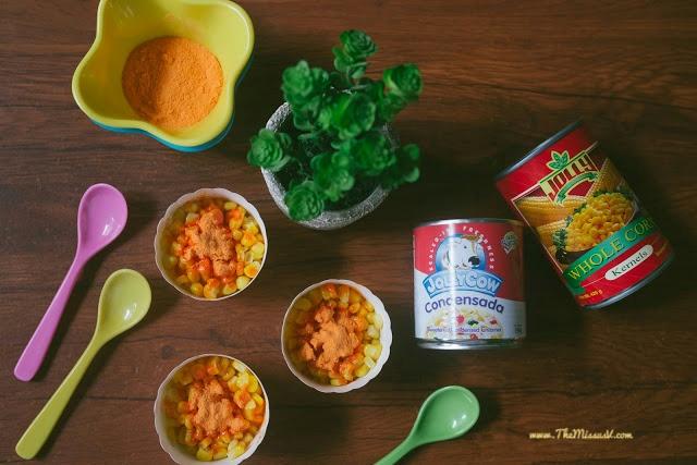 Cheese Corn Recipe