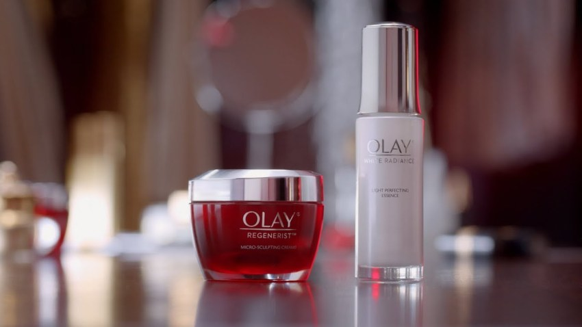 Power Duo - PG Olay Teams up with Lazada