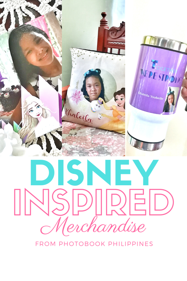 Disney Inspired Merch from Photobook PH
